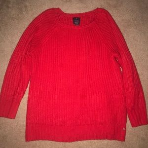 XL American Eagle Jeggings Sweater
